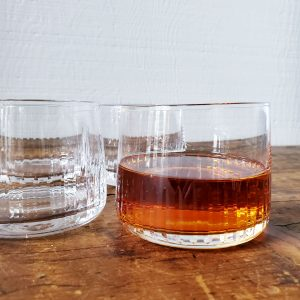 barware 1 whiskey low ball rocks old fashioned glasses